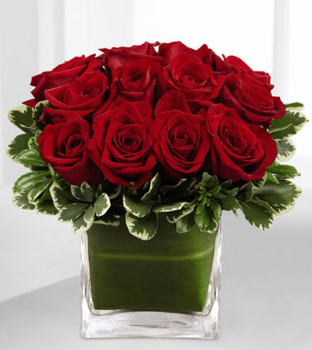 Irresistible Love Rose Bouquet