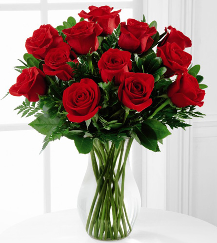 FTD's Blooming Masterpiece Rose Bouquet