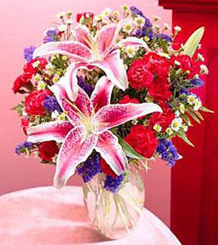 Spirited Mixed Bouquet