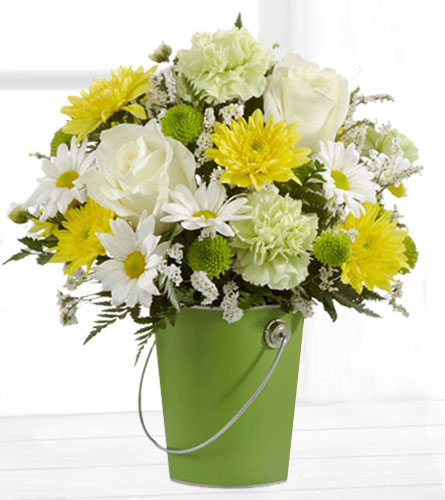 Colour Your Day with Joy Bouquet