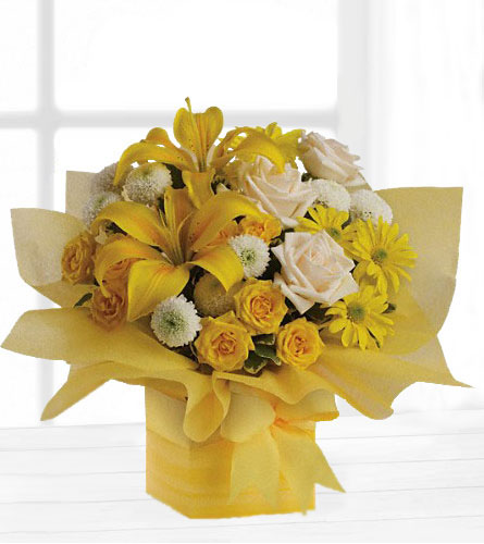 Teleflora's Sunshine Surprise