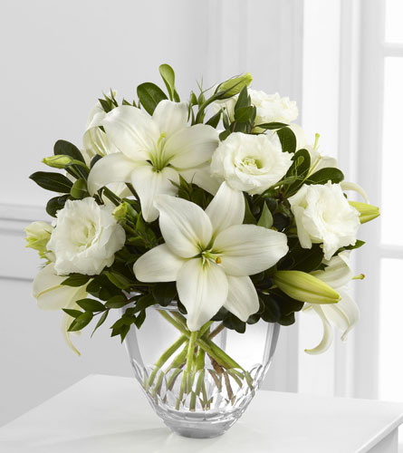 White Elegance Arrangement