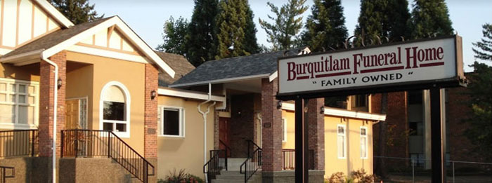 Providing same-day flower delivery to Burquitlam Funeral Chapel - local florist delivered
